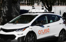 因为距离行人过近,通用自动驾驶汽车吃了一张罚单