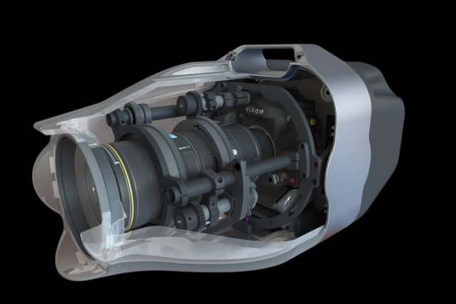 MRMC推机器人摄像机Polycam,可自动跟拍运动员