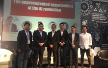 镁客网首场香港活动,与海内外人士共话AI革新