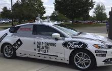 加速进军自动驾驶领域,福特计划推出自动驾驶出租车服务