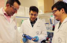 研究员开发一款手持式3D皮肤打印机,两分钟内即可打印皮肤