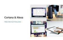 微软Cortana和亚马逊Alexa终结合,将最大程度上提升用户体验
