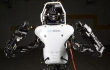 波士顿动力改进Atlas机器人,可实现快速奔跑和自主导航