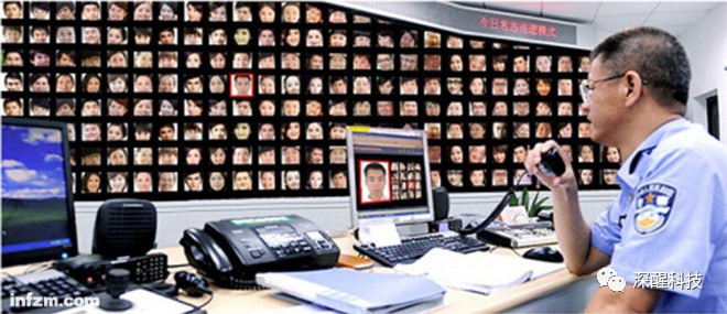1年帮警察抓住2000名逃犯的AI公司,酷毙了!