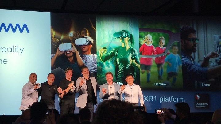 高通发布骁龙XR1,系首款面向VR/AR的专用芯片