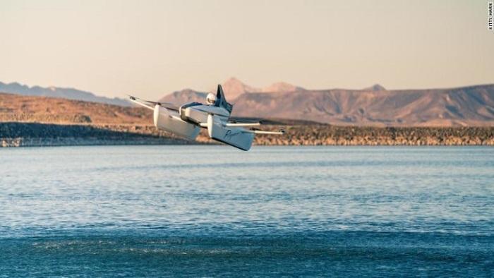 飞行汽车公司Kitty Hawk推出新型Flyer,成品更具有设计感