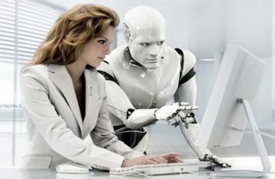 未来机器人可能会跟人一样聪明,我们应该如何应对?