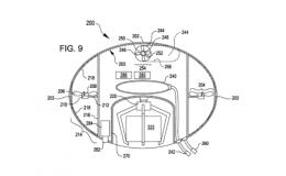 亚马逊无人机专利曝光,带有安全气囊和悬停功能