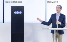 IBM辩论机器人赢下顶尖辩手,可助力律师诉讼、丰富个人知识