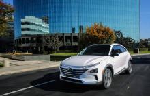奥迪和现代开展合作,共同研发氢燃料电池汽车