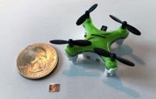 MIT公布芯片新成果,帮助微型无人机实现节能和导航