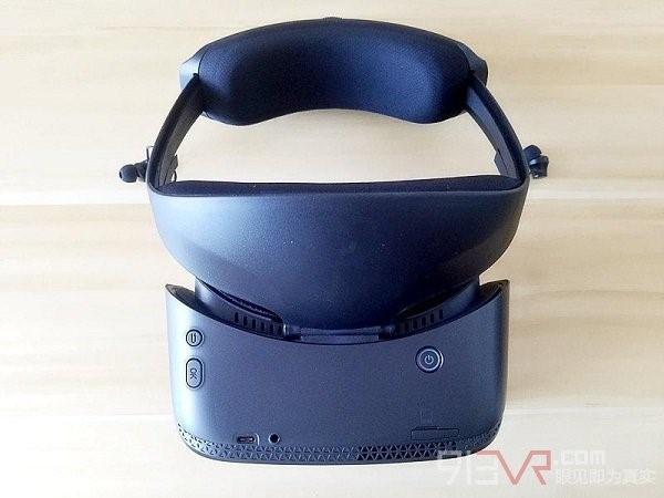 随身巨幕私人影院 爱奇艺奇遇VR一体机评测