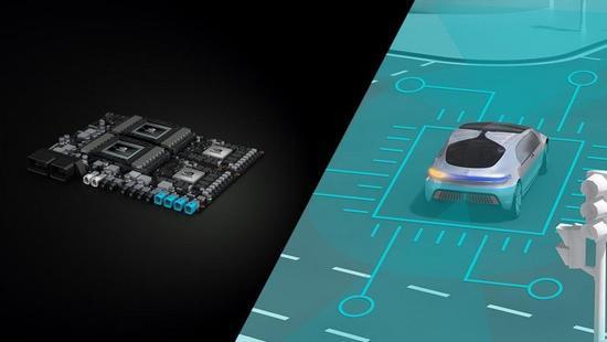 """戴姆勒与博世合作开发自动驾驶出租车,将搭载英伟达""""Drive Pegasus""""平台"""