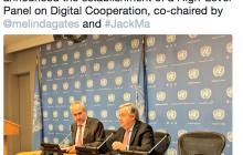 特斯拉宣布科技创新中心落户北京;联合国再请马云出任要职