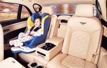 高端德国汽车技术引入儿童安全座椅行业,Roomeye掀起风潮