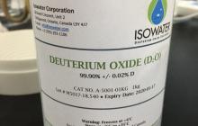 南京昊绿与isoSolutions合作,将为国内供应优质重水产品