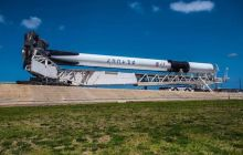 SpaceX猎鹰9号再次成功发射,完成第26次成功回收