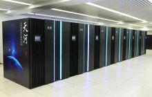 """芯片系统完全""""国产"""",新一代百亿亿次级超算""""天河三号""""原型机完成验收"""