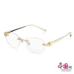 """启迪不凡视野,为传承而来!Raidel珠宝艺术眼镜""""豹""""款全新上市!"""