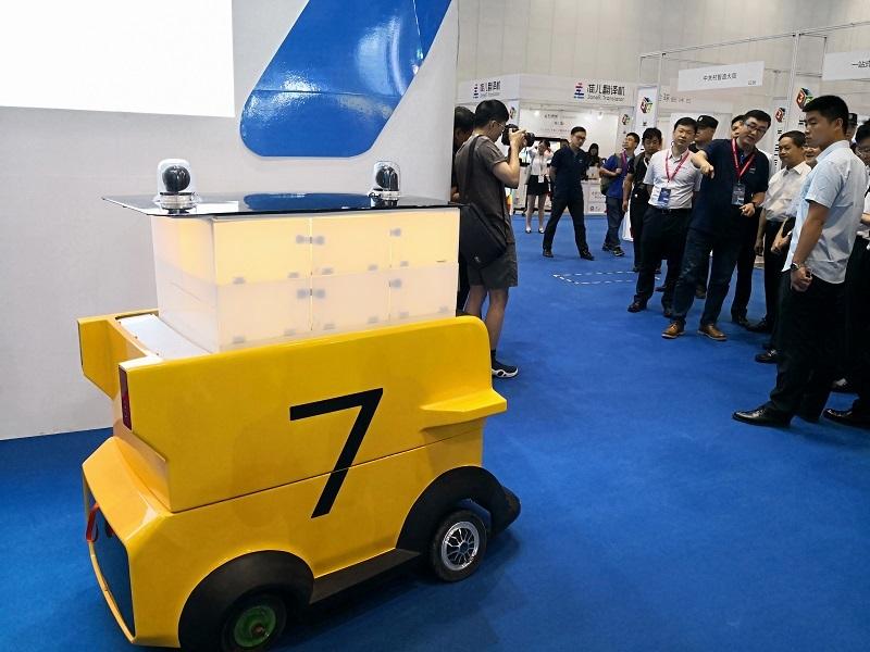 深兰科技陈海波:新零售的下一个战场是移动零售