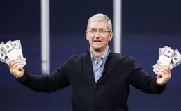 严肃探讨|苹果万亿美金身家怎么花?