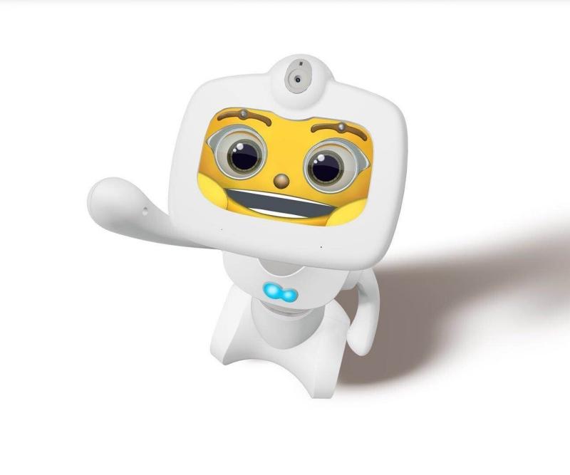 """丽旸科技陈凌锋:我像一个""""傻子"""",却做了一款这样的机器人"""