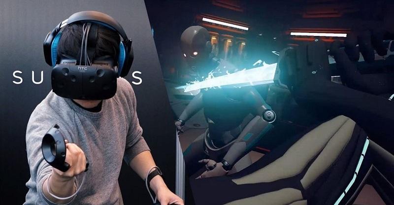 是时候,让VR与游戏联姻了
