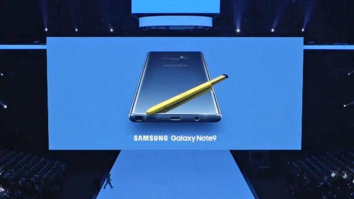 三星正式发布 Galaxy Note 9;NASA携手六家公司斥资4400万美元研发10大技术