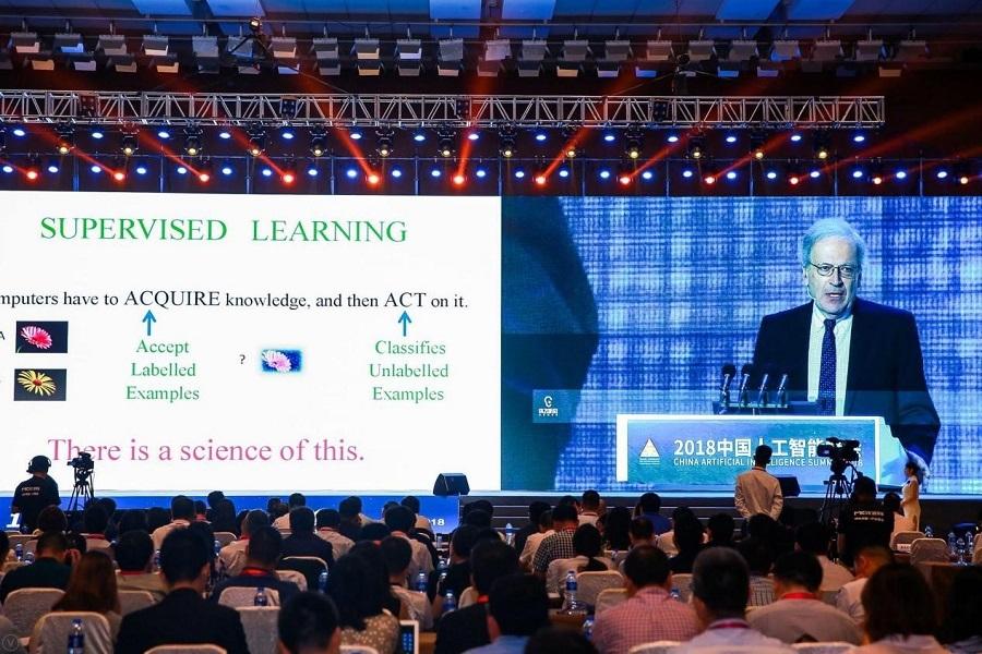 Leslie Valiant:机器学习所面临的挑战
