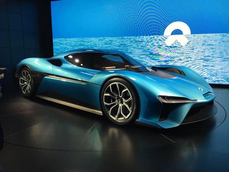 蔚来汽车将于今日美股上市,预计估值64亿美元