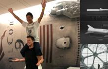 SpaceX旅行社正式开张,马斯克带你月球一日游