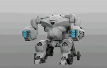 巨型机器人的发展趋势真的是高达、EVA或类似环太平洋那样的吗?