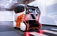 捷豹路虎研发新型无人驾驶汽车,可与行人进行眼神交流