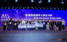 印度AR企业Tesseract夺冠,2018亚洲智能硬件大赛总决赛在沪圆满落幕