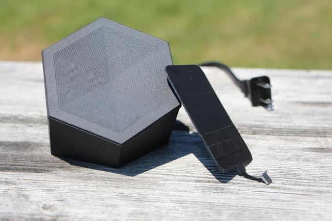 设计师研发远程无线充电器NIC,隔空5米也可以自动充电