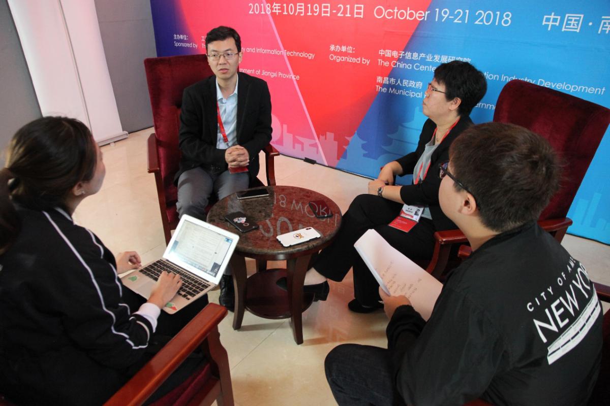 南昌世界VR产业大会,禹步信息助力工业升级发展,引领行业培训新模式