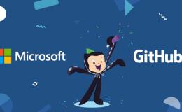 恭喜微软,终于成功喜提GitHub!