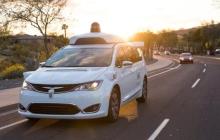 传Waymo商用无人驾驶出租车服务下月推出;FF决定在美国生产第二款汽车FF 81