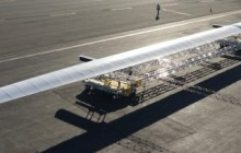波音推出的太阳能自动驾驶飞机终于要启航了!