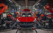 特斯拉中国造厂新进展:将筹集13亿美元