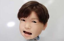 最喜欢捣鼓机器人的日本,居然研发出了儿童款的机器人面部表情
