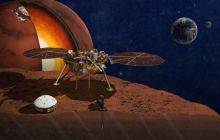 """时隔200多天后,""""洞察号""""火星探测器即将着陆火星表面"""