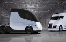 Nikola Moto宣布完成超额融资,将于氢能源卡车市场正面对战特斯拉