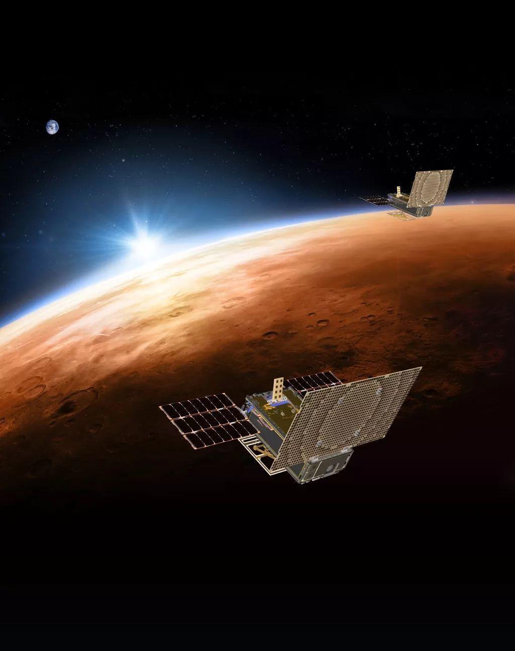 """""""洞察""""号探测器成功着陆火星,首次揭秘火星内部结构"""