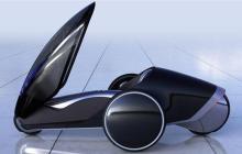 丰田研发智能汽车FV2,可利用肢体进行操控