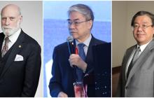 "Vint Cerf、邬贺铨和Jun Murai三位先驱入选首批全球互联网""IPv6名人堂"""