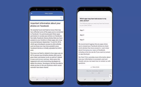 Facebook再曝数据漏洞;分析师预测谷歌亚马逊明年将推出AirPods竞品