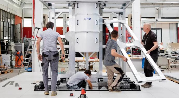 IBM推出首款独立量子计算机,进一步推动量子计算商业化