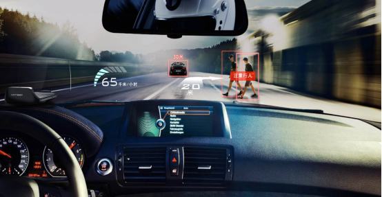 车萝卜马斌斌:自动驾驶时代,ARHUD将让车成为下一代信息娱乐交互平台