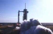 SpaceX完成载人猎鹰9火箭静态点火试验,将于2月实现载人升空